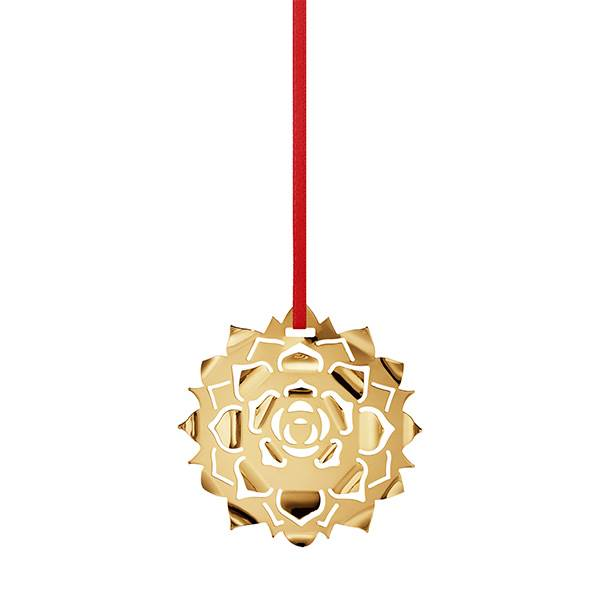 Georg Jensen jul 2020 ornament, Rosette