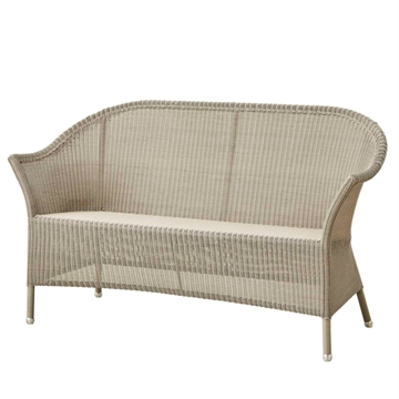 Cane-line Lansing 2-personers havesofa - taupe