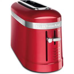 KitchenAid Design Collection brødrister - 2-skiver - rød