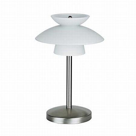 Tidsmæssigt Halo Tech Design Dallas bordlampe | Køb her ✓ | Fri fragt ✓ QE-18