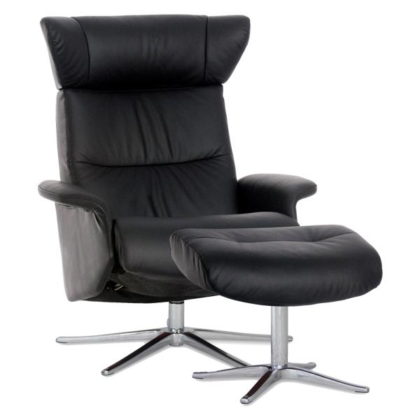 Billede af IMG lænestol med skammel