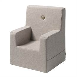 By KlipKlap KK Kids Chair XL Beige w Sand