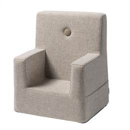 By KlipKlap KK Kids Chair Beige w Sand