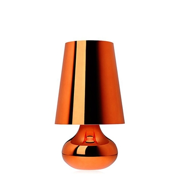 Kartell Cindy bordlampe - orange