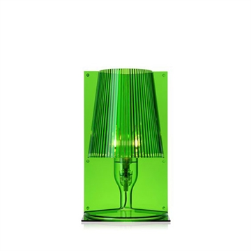 Kartell Take bordlampe - grøn
