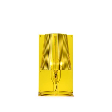 Kartell Take bordlampe - gul