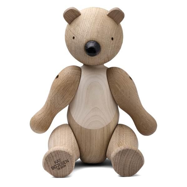 Lige ud Kay Bojesen   bjørn   mellem   Fri fragt ✓ Prisgaranti ✓ XR73