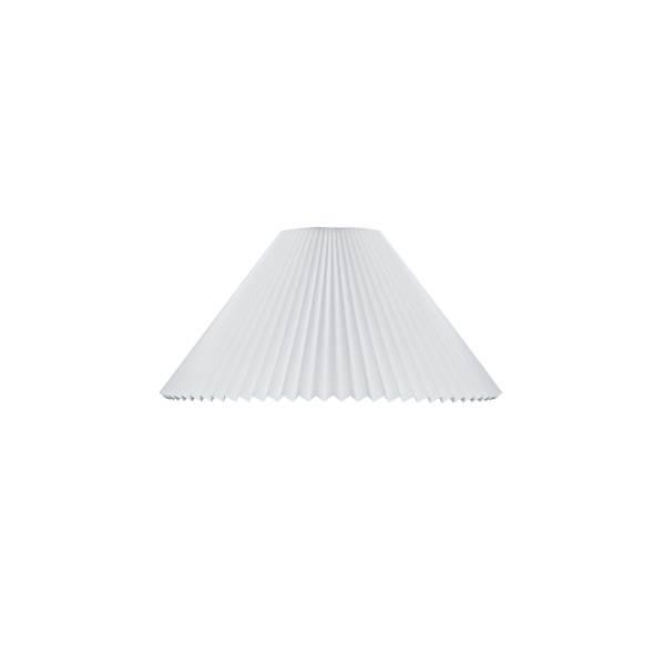 Køb Le Klint lampeskærm – model 2 – plastik – L25 – Ø39 cm.