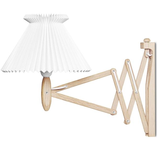 Køb Le Klint Sax 224 væglampe – Flere træsorter
