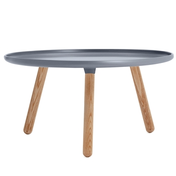 Normann Copenhagen Tablo bord - large - ask/grå