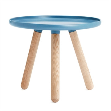 Normann Copenhagen Tablo bord - small - ask/blå