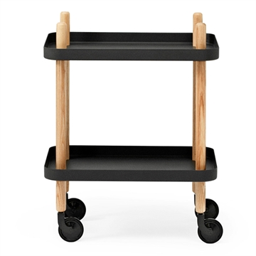 Normann Copenhagen Block rullebord - sort