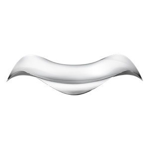 Georg Jensen Cobra fad - oval