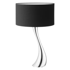 Georg Jensen Cobra lampe - medium - sort