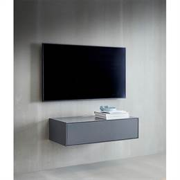 Edge by Hammel tv-bord - grafit