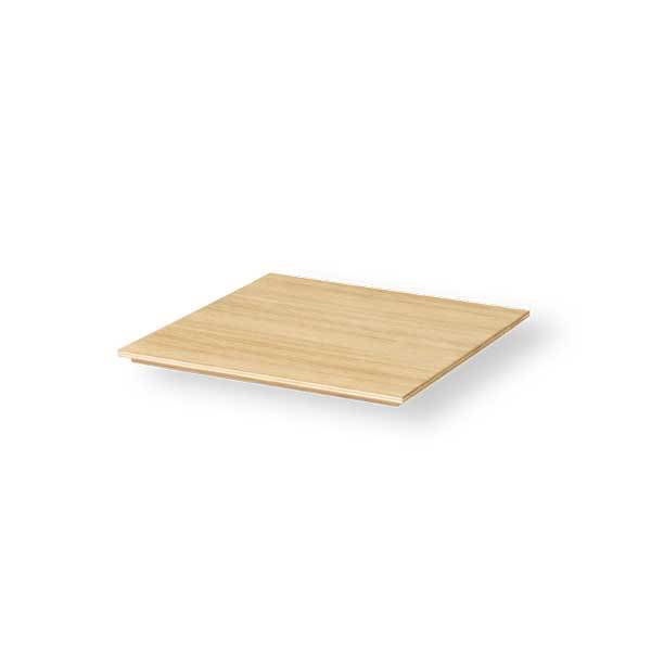 Ferm Living Tray for plant box - Wood oiled oak