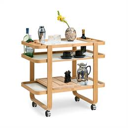 Getama - HV serving cart - serveringsvogn