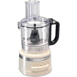 KitchenAid Foodprocessor 1,7 l. creme