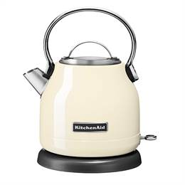 KitchenAid elkedel 1,25 l. - Creme