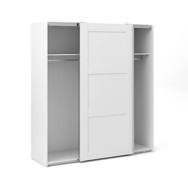 Rørig Køb billig garderobeskab! | Verona | Hvid | Fri fragt ✓ VA-25