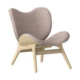 Umage Lounge Chair - Rosé - Lys eg